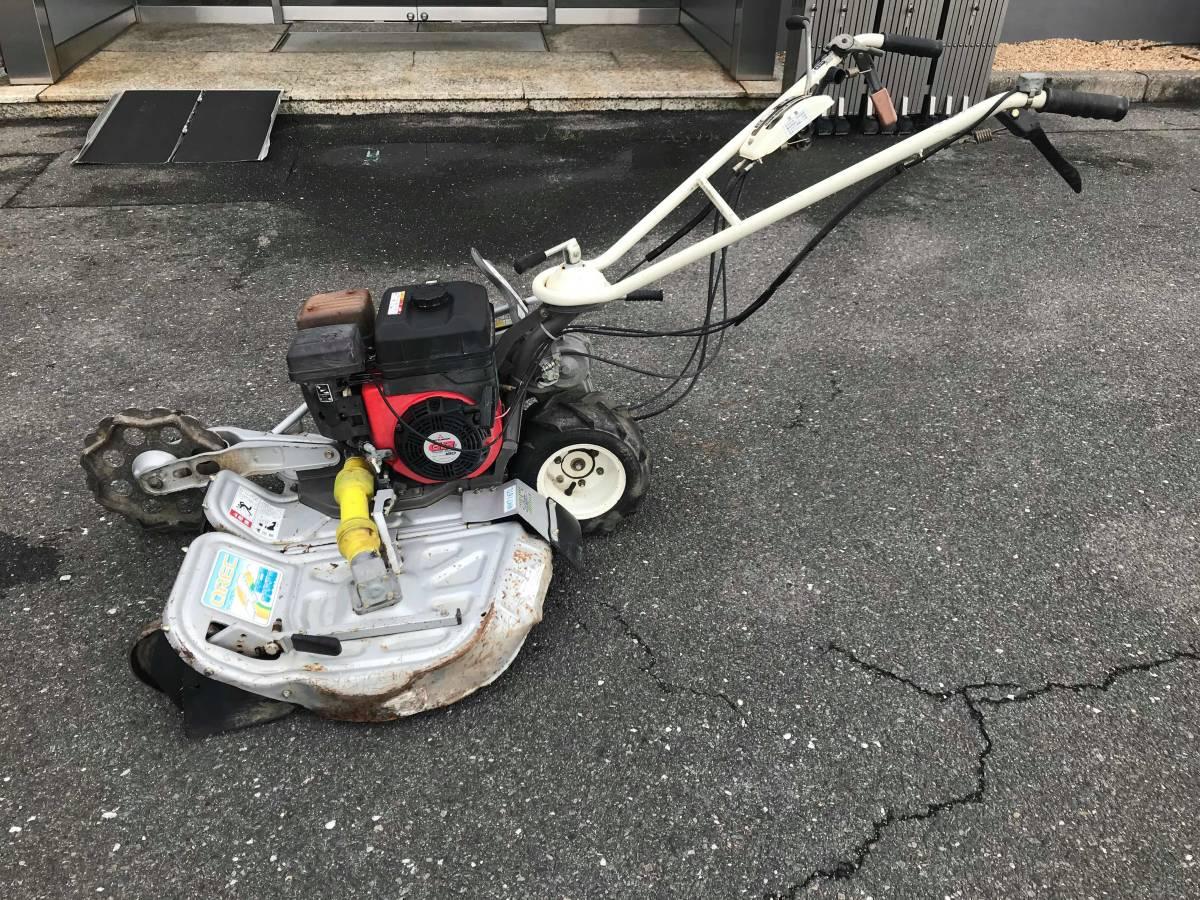 オーレック ウィングモア WM716TL 自走式畔草刈機 2WD 斜面草刈り機 中古 三重発