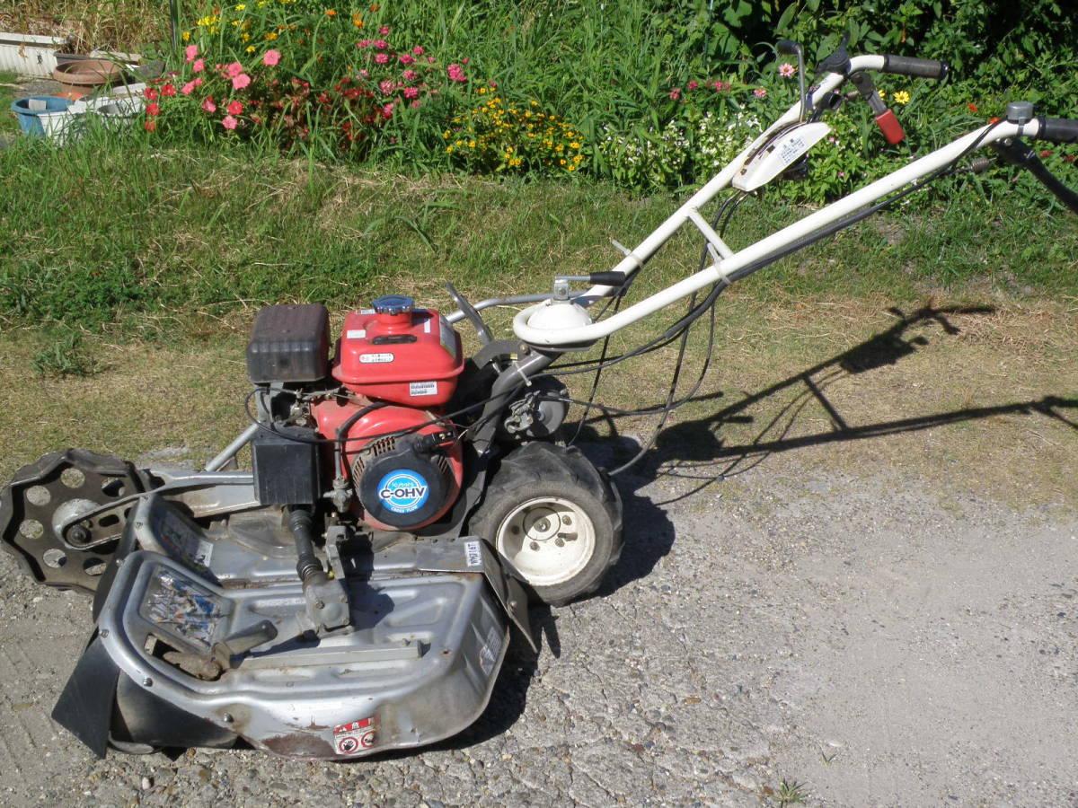 オーレック ウィングモア WM716T 自走式畔草刈機 2WD 斜面草刈機 中古