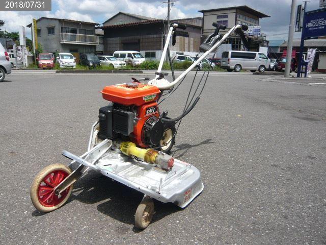 オーレック:WM604A:ウィングモア:草刈機:芝刈機:畦草刈機 中古