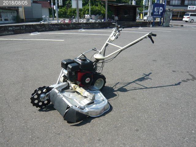 オーレック:WM716TL:ウィングモア:草刈機:ロータリーモア:芝刈機:2駆:6.3馬力:GB180 中古