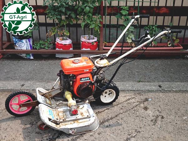 OREC オーレック WM606A ウィングモア 自走式草刈機 草刈り 6馬力【整備済み】 中古