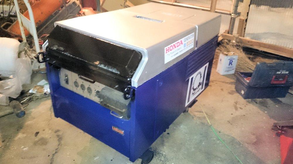 ホンダ発電機 EX5000