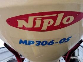 ニプロ トラクター 肥料散布機 ブロードキャスター MP306-OS フリッカー 中古実働