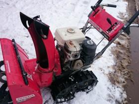 ホンダ除雪機 HS80J 実働品 中古