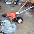 オーレック ウィングモア WM604A 自走二面あぜ草刈機 6馬力 整備済 美品 中古 エンジン載せ替えVer