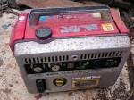 ホンダ 発電機 EM300 100V 現状 動作未確認 ジャンク 50hz 中古