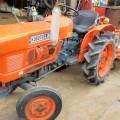 クボタ トラクター L2201 二駆 970h ロータリー付 RB1501 完全実働品 美品 中古