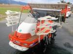 クボタ 6条田植機 SPA6 モンロー(自動水平)付 ダブル車輪 423h 中古 現状