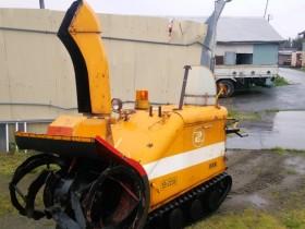 国交省仕様 大型除雪機 30馬力 SC-4 ロビンEW140A 自家用 実働品 中古