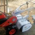マメトラ ネギ管理機 耕運機 MV50Fハンドル回動 逆転付 爪新品 新潟納品 中古