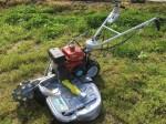 オーレック ウィングモア 溶接修理品 二面畦 (あぜ) 草刈機 6馬力 WM716T 二駆 整備塗装済 中古