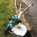 クボタ ウィングモア GC702-D 自走二面 畦(あぜ) 草刈機 二駆 整備塗装済 中古 美品