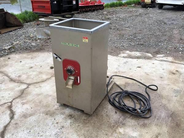 丸七 エコースター吸引精米機 MI-30 0.75kw 200V タンク容量30 実働離農品 中古