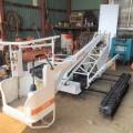共立 農用高所作業車 KCG350SH セル付 3.5mリフト 実働 横旋回可能 クローラ式 中古