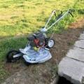 オーレック ウィングモア 二面畦 (あぜ) 草刈機 WM604AW 4馬力 整備 中古