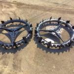 クボタ 田植機 車輪 後輪 サイズ870×180/60・27 1セット ブリジストン 極上美品 中古