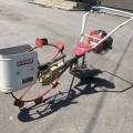 オータケ 水田溝切機 KF22 実働品 G3Lエンジン搭載 整備 美品 中古品