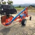 クボタ 自走式 高所作業機 台車 ブーム式 FHD-3 フライア 実働品 整備済 中古