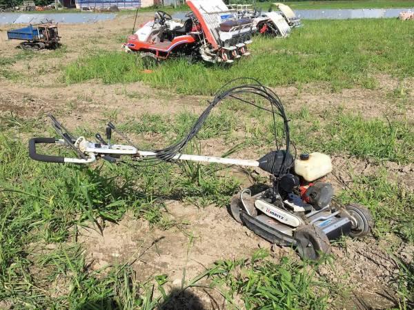 共立(オーレック) スパイダーモア 4WD 畦畔 畦(あぜ)草刈機 AZ850A 極上 中古