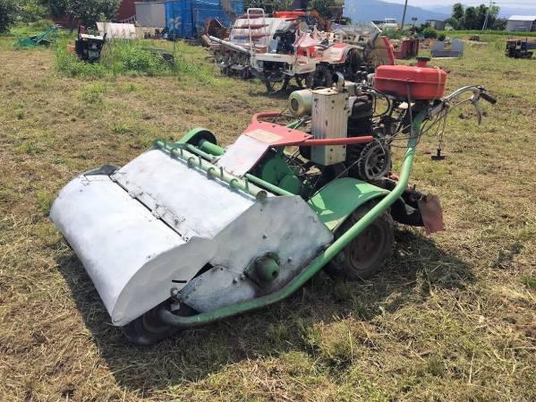 共立 草刈機 ハンマーナイフモア バロネス HM95 現状中古品
