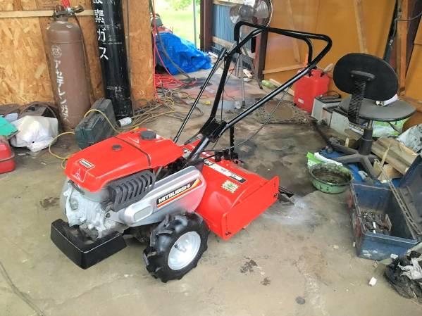 耕運機 管理機 MMR50 5馬力 整備塗装済み 美品中古