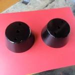 オーレック 二面畦草刈機 ウィングモア用 ナイフネックガード 厚さ2.3mm 頑丈 新品