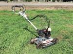 オーレック スパイダーモアー SP850A 4WD 畦(あぜ)草刈機 斜面 畦畔 中古美品 ②