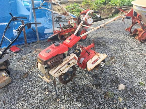 イセキ 一輪 管理機 耕運機 SX500 外観現状 実働品 中古
