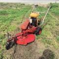 ロータリーモア 草刈機 ロビンエンジン EY18 5馬力 SR201B 整備済 中古