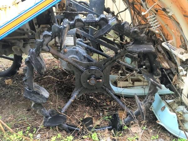 イセキ 田植機タイヤ 前輪 後輪 セット PL500 PL600 LPA500D用 中古