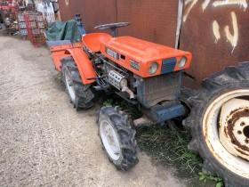 クボタ トラクター B6000 16馬力 4駆 中古 ハウス作業等に