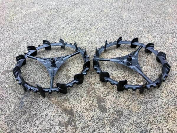 田植機 後輪 35.5×6 1/2 直径890mm クボタ 美品 車輪 タイヤ 中古