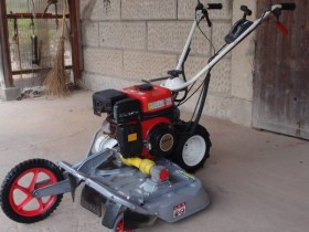 オーレック 畦草刈機 WM606A 中古 整備 刈刃新品