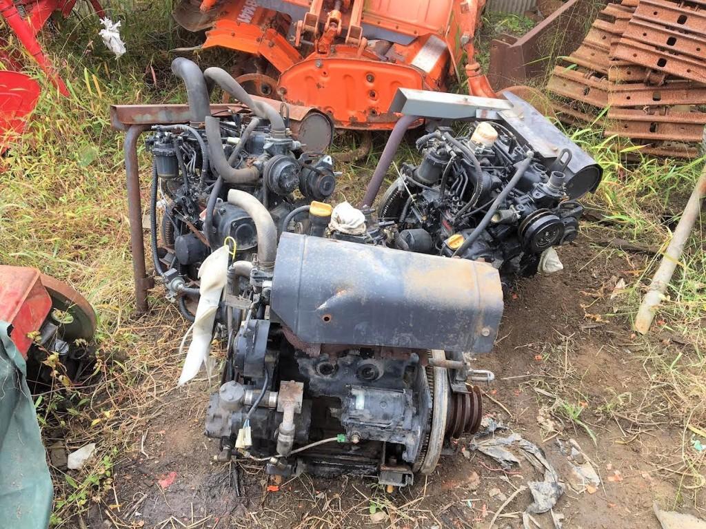 ディーゼルエンジン 3TN84-RAIC 中古