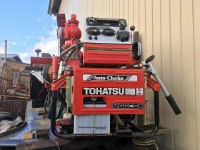 消防ポンプ トーハツ V66CSX 現状 中古