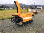 山形発 国道交通省 大型除雪機 30馬力 SC-4 ロビンEW140A 自家用 完全実働品 中古