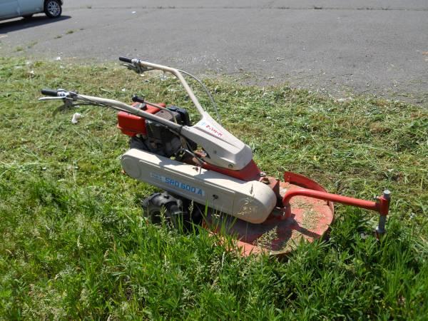 サンエース 草刈機 ロータリーモア SRD600A 6馬力 離農品 整備発送 中古