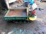筑水キャニコム 立ち乗り 運搬車 小型運搬車 BFP307 完全実働品 中古