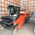 クボタ 普通型 大豆 コンバイン ARH350G エアコン付 モンロー付 35馬力 毎年整備 年間25~30町歩使用 稼働1209アワー 実働品 中古