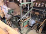 日立 CT120F ほぞ取り 木工機械 製材大工 365mm 200V 三相 実働品 美品 中古