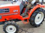 クボタ トラクター GT-5 4WD 代掻き ロータリー付属 アワーメーター95時間 希少品 中古