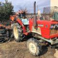 ヤンマー トラクター YM2301D 現状ジャンク 部品取り 中古