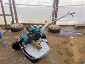 クボタ ロータリーモア 畦(あぜ)草刈機 GC702-D 2駆 7馬力 実働品 中古