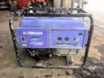 AIRMAN エアマン 発電機 HP2300 50Hz 中古