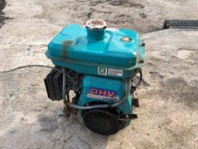 クボタ ガソリンエンジン GH170-1 6馬力 楽々リコイルスタートタイプ