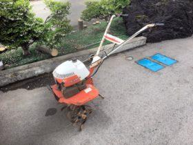 クボタ 管理機 耕運機 TMA25 2.4馬力 実働 中古