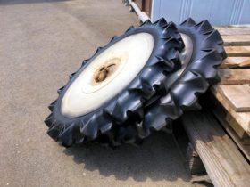 田植機車輪 前輪 六角軸 オーツ タイヤサイズ 650×80 美品 中古