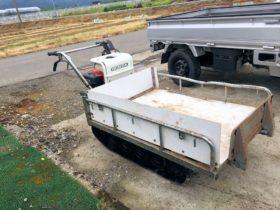 ホンダ キャリアダンプ クローラ運搬車 トレーラー 力丸 HP400 傾斜地250kg 平地400kg 中古 整備済中古