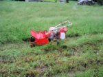 草刈機 中古 シバウラ ハンマーナイフモア FRE600 7馬力 整備済 実働品