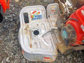 ウィングモア 草刈機 WM726TL カバー 一式 状態良好 中古